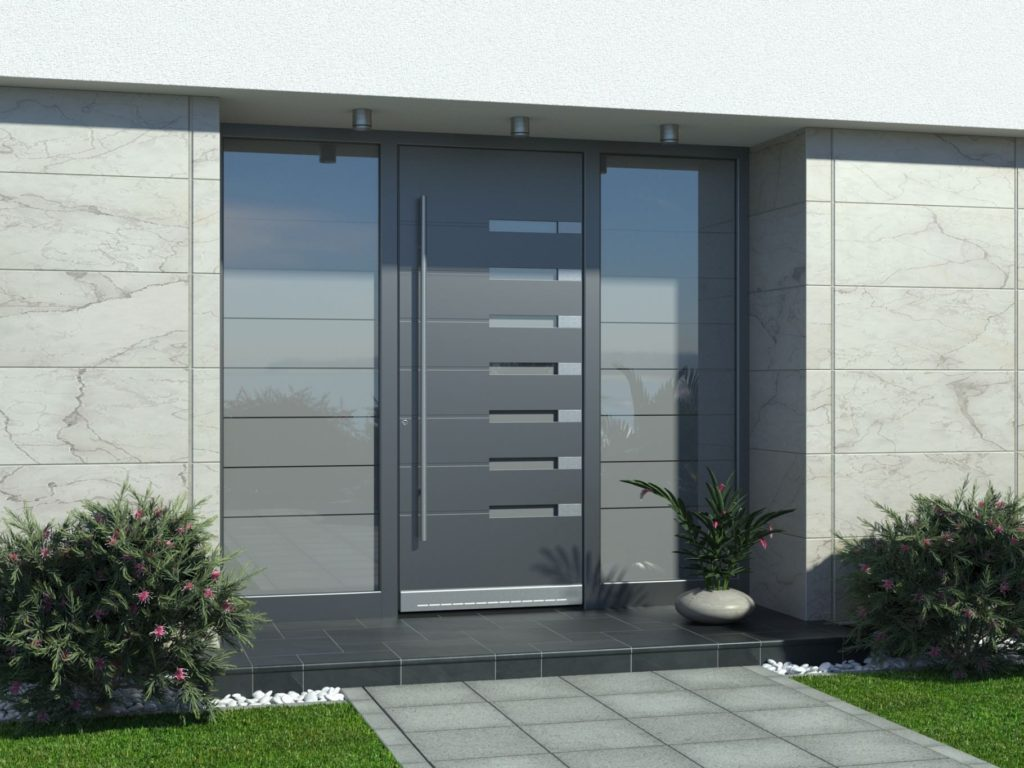 unique front doors for homes